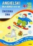 Angielski dla dzieci 6-8 lat Ćwiczenia jesień + Ćwiczenia zima w sklepie internetowym Booknet.net.pl