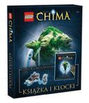 Lego legends of Chima Księga Chi Zestaw książka + klocki w sklepie internetowym Booknet.net.pl