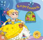 Moja pierwsza bajeczka Kopciuszek w sklepie internetowym Booknet.net.pl