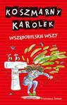 Koszmarny Karolek Wszędobylskie wszy w sklepie internetowym Booknet.net.pl