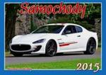 Kalendarz 2015 WL Samochody rodzinny w sklepie internetowym Booknet.net.pl