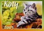 Kalendarz 2015 WL Koty rodzinny w sklepie internetowym Booknet.net.pl