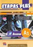 Etapas Plus Acceso A1 Podręcznik + ćwiczenia + CD audio w sklepie internetowym Booknet.net.pl