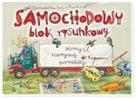 Samochodowy blok rysunkowy w sklepie internetowym Booknet.net.pl