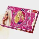 Barbie Puzzle Magic Decor w sklepie internetowym Booknet.net.pl