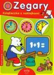Zegary książeczka z naklejkami w sklepie internetowym Booknet.net.pl