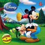 Disney Miki i przyjaciele Zabawa z naklejkami w sklepie internetowym Booknet.net.pl