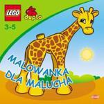 Lego Duplo Malowanka dla malucha w sklepie internetowym Booknet.net.pl