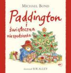 Paddington i świąteczna niespodzianka w sklepie internetowym Booknet.net.pl