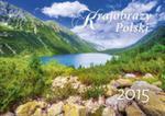 Kalendarz 2015 Krajobrazy Polski w sklepie internetowym Booknet.net.pl