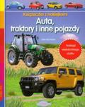 Auta, traktory i inne pojazdy Książeczka z naklejkami w sklepie internetowym Booknet.net.pl