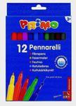 Flamastry Primo 12 kolorów w sklepie internetowym Booknet.net.pl