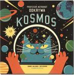 Profesor Astrokot odkrywa kosmos w sklepie internetowym Booknet.net.pl