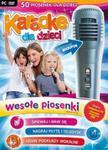 Karaoke Dla Dzieci: Wesołe Piosenki z mikrofonem w sklepie internetowym Booknet.net.pl