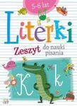 LITERKI ZESZYT DO NAUKI PISANIA 5-6 LAT AKSJOMAT 978-83-7713-559-4 w sklepie internetowym Booknet.net.pl