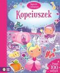 Bajeczki z naklejkami Kopciuszek w sklepie internetowym Booknet.net.pl