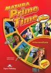 Matura Prime Time plus. Intermediate. Student`s Book. Język angielski. Podręcznik. Matura 2015 w sklepie internetowym Booknet.net.pl