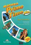 Matura Prime Time plus. Upper Intermediate. Workbook & Grammar Book. Język angielski. Ćwiczenia. w sklepie internetowym Booknet.net.pl