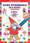 Kurs rysowania dla dzieci Postacie w sklepie internetowym Booknet.net.pl