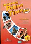 Matura Prime Time plus. Intermediate. Workbook & Grammar Book. Język angielski. Ćwiczenia w sklepie internetowym Booknet.net.pl