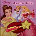 Księżniczki Magiczna różdżka w sklepie internetowym Booknet.net.pl
