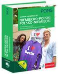 Słownik uniwersalny niemiecko-polski, polsko-niemiecki. 40 000 haseł i zwrotów w sklepie internetowym Booknet.net.pl
