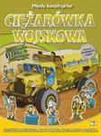 Ciężarówka wojskowa Młody konstruktor w sklepie internetowym Booknet.net.pl