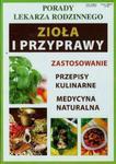 Porady lekarza rodzinnego. Zioła i przyprawy w sklepie internetowym Booknet.net.pl