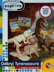 Odkryj Tyranozaura i wielkie drapieżniki w sklepie internetowym Booknet.net.pl