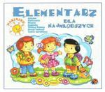 Elementarz dla najmłodszych w sklepie internetowym Booknet.net.pl