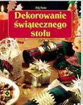 Dekorowanie świątecznego stołu w sklepie internetowym Booknet.net.pl