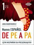 Nuevo Espanol. De Pe A Pa. Język hiszpański dla początkujących. Poziom A1-A2 w sklepie internetowym Booknet.net.pl