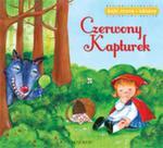 Czerwony kapturek - Bajki znane i lubiane w sklepie internetowym Booknet.net.pl