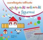 Zgadywanki malowanki z figurami w sklepie internetowym Booknet.net.pl