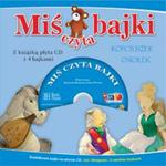 Kopciuszek Osiołek z płytą CD w sklepie internetowym Booknet.net.pl
