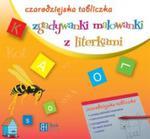 Zgadywanki malowanki z literkami w sklepie internetowym Booknet.net.pl