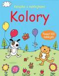 Kolory książka z naklejkami w sklepie internetowym Booknet.net.pl