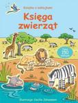 Księga zwierząt książka z naklejkami w sklepie internetowym Booknet.net.pl