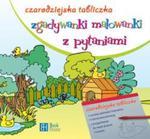 Zgadywanki malowanki z pytaniami w sklepie internetowym Booknet.net.pl