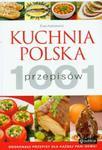 Kuchnia Polska 1001 przepisów + płyta CD z kolędami w sklepie internetowym Booknet.net.pl