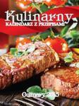 Kalendarz 2015 Kulinarny z przepisami w sklepie internetowym Booknet.net.pl