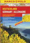 Niemcy Atlas 1:300 000 w sklepie internetowym Booknet.net.pl