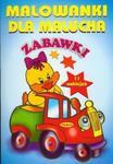 Zabawki Malowanki dla malucha w sklepie internetowym Booknet.net.pl