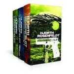 Ciemne sekrety. Uczeń. Grób w górach. Hjorth & Rosenfeldt. Sebastian Bergman. Tomy 1-3 (Pakiet) w sklepie internetowym Booknet.net.pl