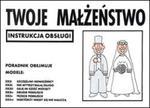 Twoje małżeństwo - instrukcja obsługi w sklepie internetowym Booknet.net.pl