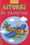 Literki do pisania 4-6 lat w sklepie internetowym Booknet.net.pl
