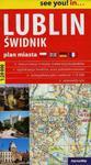 Lublin Świdnik plan miasta w sklepie internetowym Booknet.net.pl