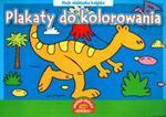 Plakaty do kolorowania Moja niebieska książka w sklepie internetowym Booknet.net.pl