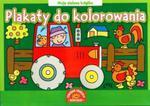 Plakaty do kolorowania Moja zielona książka w sklepie internetowym Booknet.net.pl