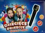Karaoke Dziecięce Przeboje Śpiewaj i Tańcz w sklepie internetowym Booknet.net.pl